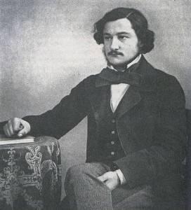Уильям Моррис, 1857 г.