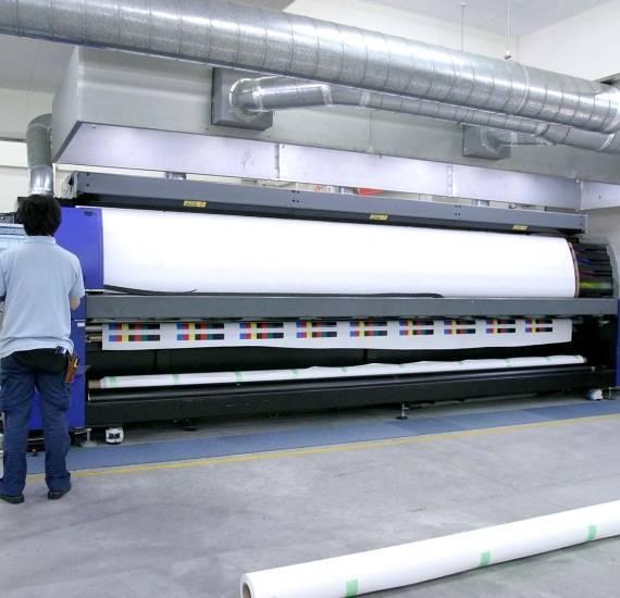 Принтер для крупноформатной печати