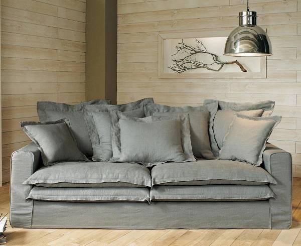 Мебельные ткани - лен