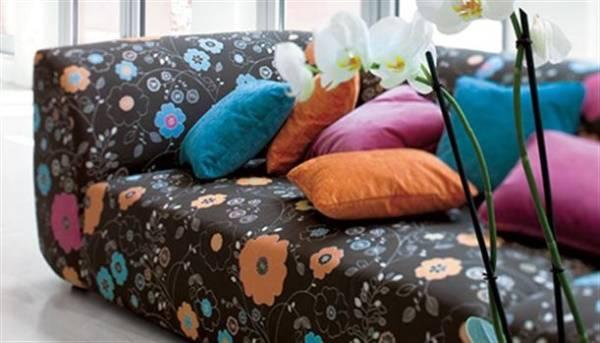 Мебельные ткани с узорами