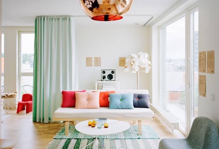 Мягкая мебель без подлокотников