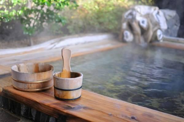 Онсен - оздоровительные термальные купальни в Японии