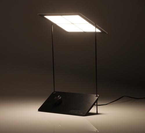 Практичный вариант регулируемой настольной лампы
