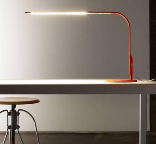 Настольная лампа для работы