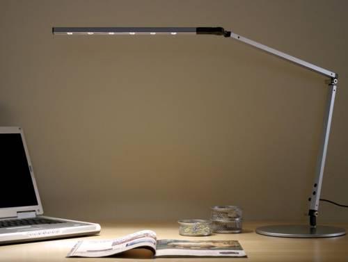 Регулируемая настольная лампа