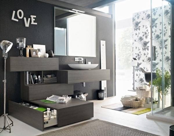 Мебель для ванны Ardeco