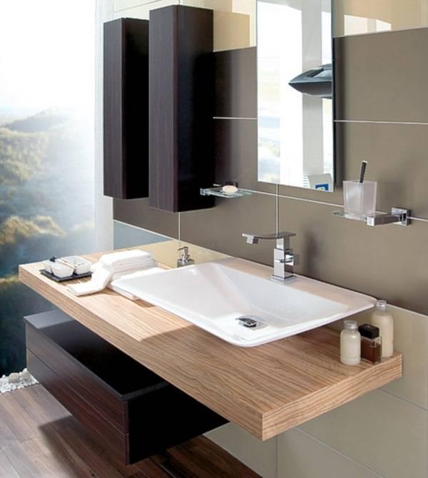 Мебель и раковина для ванной Joerger