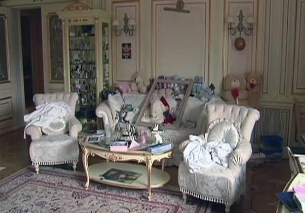 Детская комната в Межигорье