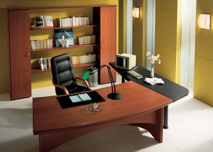 Мебель для кабинета Max от Della Rovere