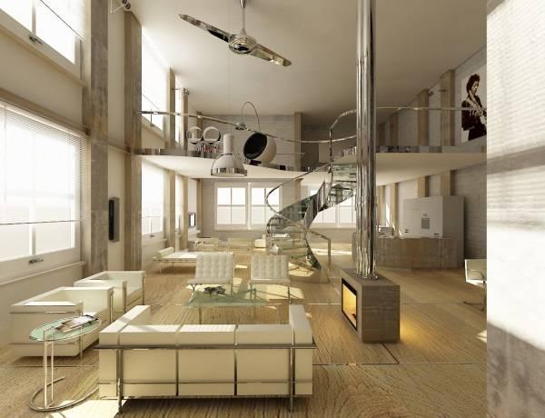 Современный стиль Art Deco в интерьере