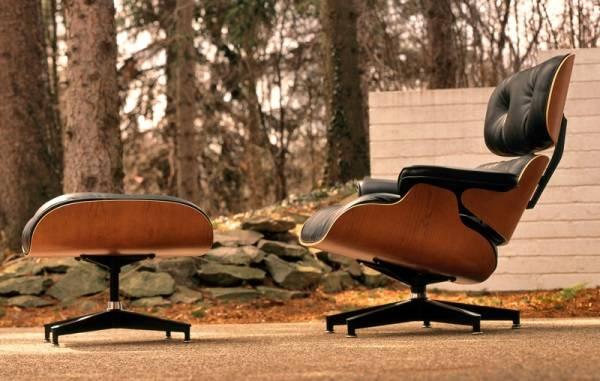 Современное кресло от Ray & Charles Eames