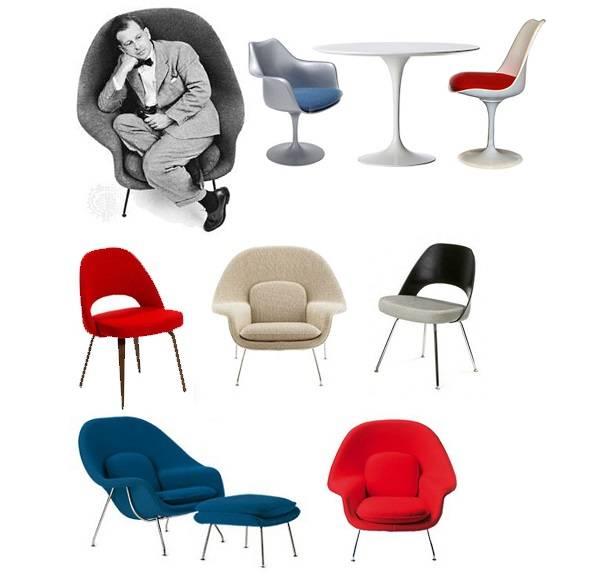 Современная мебель от Saarinen