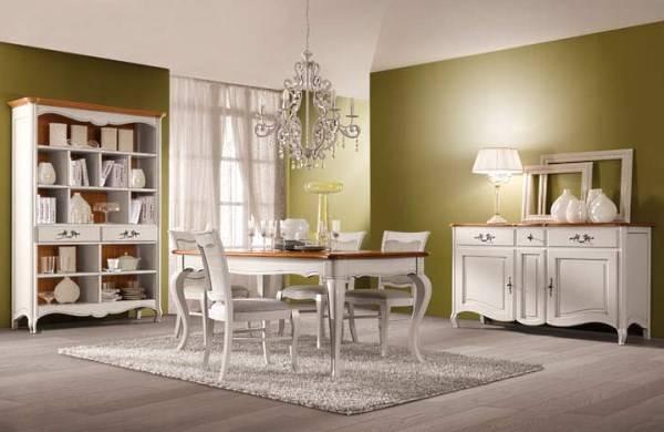 Дизайн столовой - мебель Cellini от Betamobili