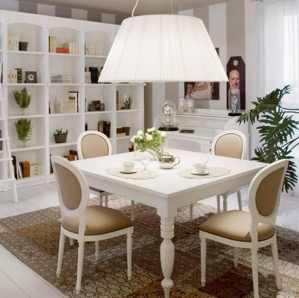 Дизайн столовой - мебель English Mood от Minacciolo