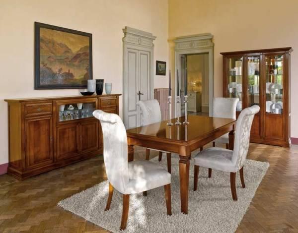 Дизайн столовой - мебель Notre Dame от Betamobili