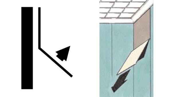 Снятие обоев со стен - обои Strippable