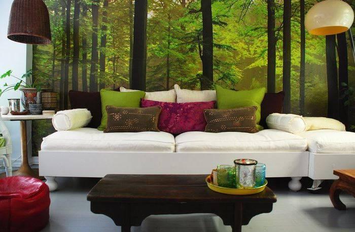 Декор для оформления интерьера в природном стиле