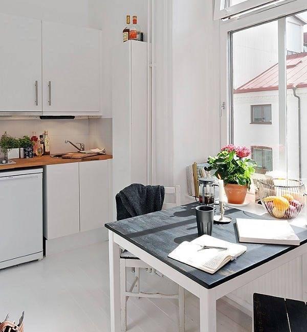 Дизайн квартиры 17 кв. м.