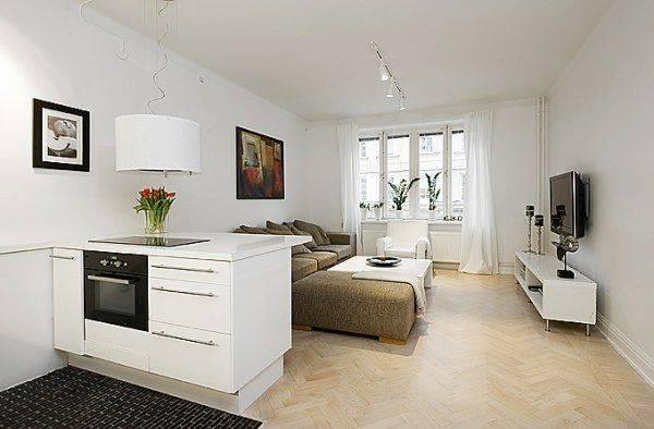Дизайн сдельной квартиры