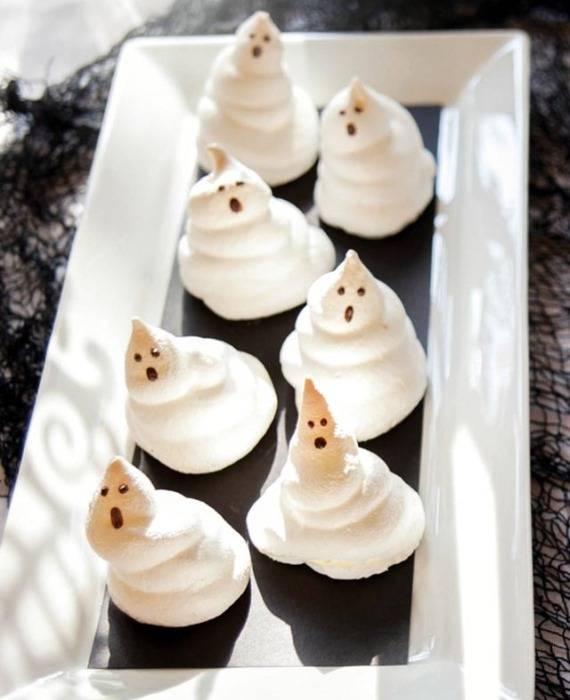 Сладкие блюда на Хэллоуин