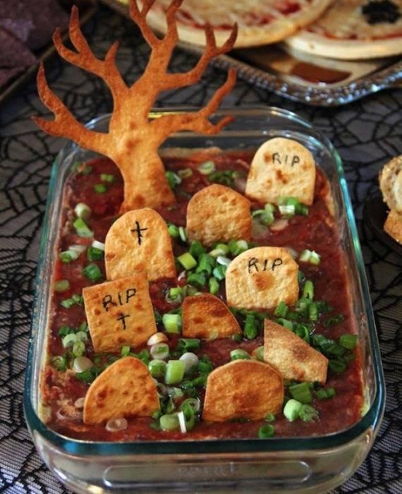 Главное блюдо на Хэллоуин
