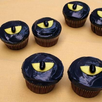 Страшные десерты на Хэллоуин