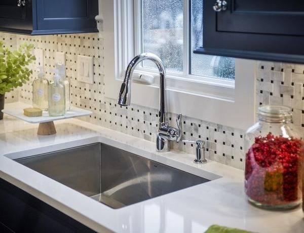 Кварцевые столешницы для кухни