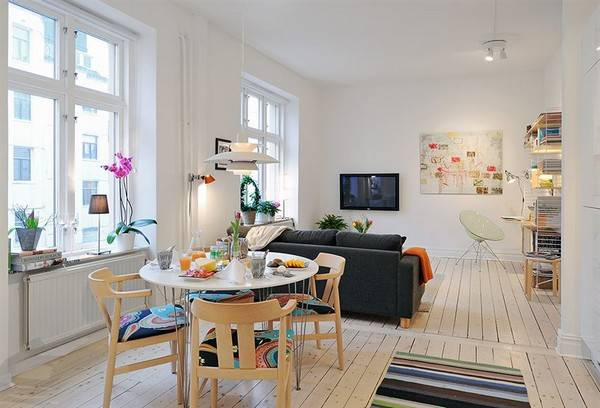 Квартира маленького размера