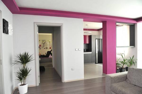 Маленькая квартира вид со входа