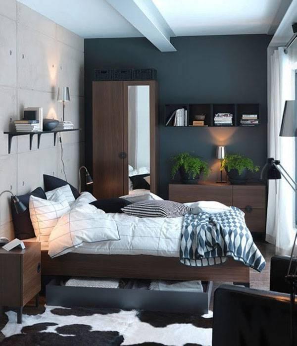 Спальня в современном стиле