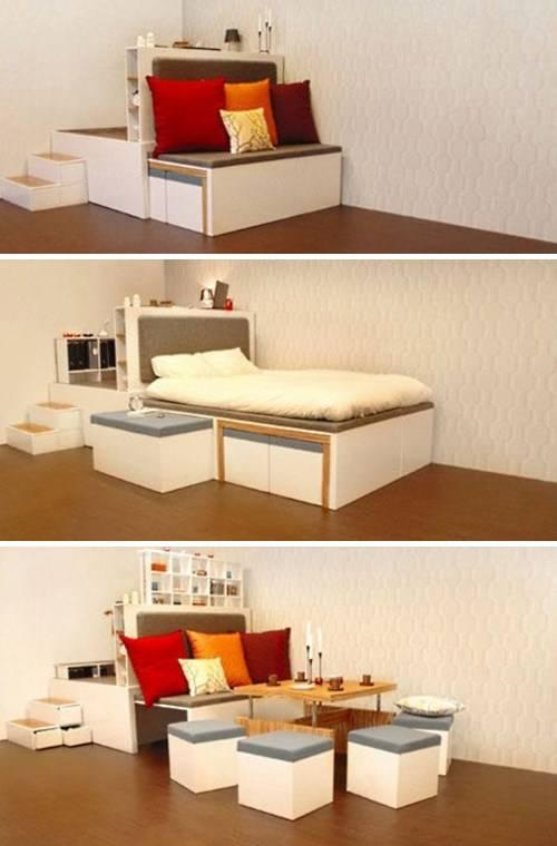 Набор многофункциональной мебели