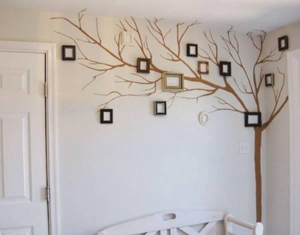 Семейное дерево с фотографиями