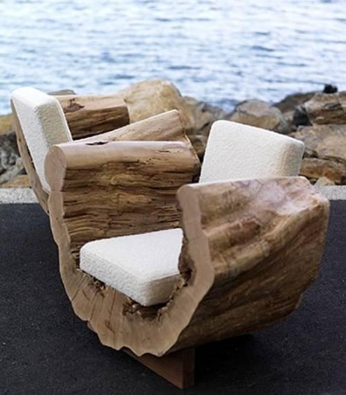 Красивые кресла для улицы
