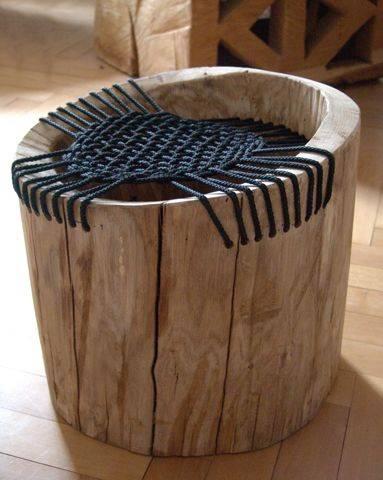 Дизайнерский стул от Natanel Gluska