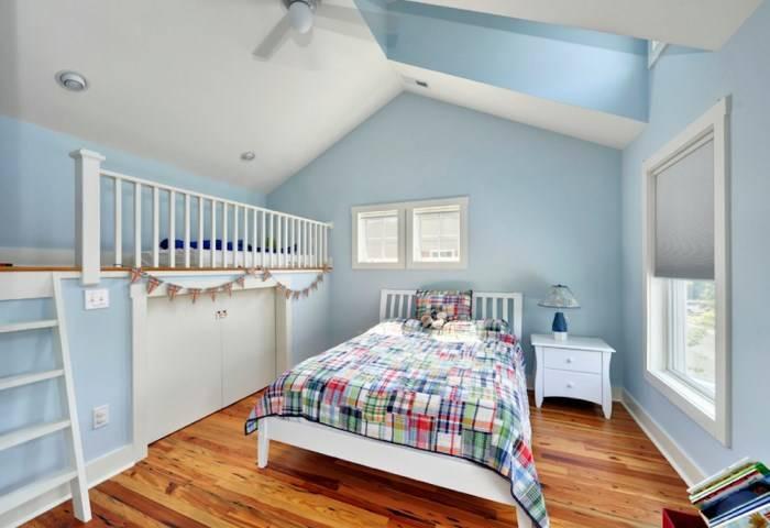 Лучший дизайн детской комнаты