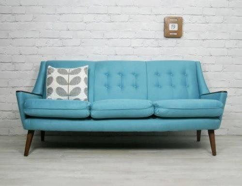 Софа в датском стиле 50-х