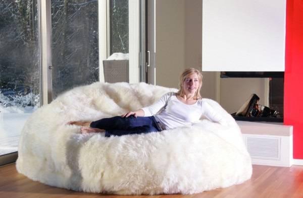Кресло мешок больших размеров