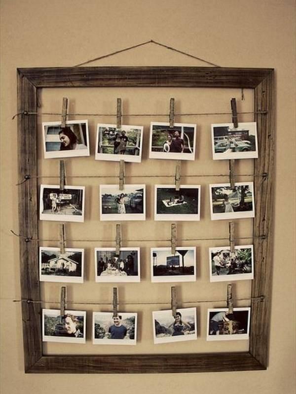 Идеи для размещения фотографий