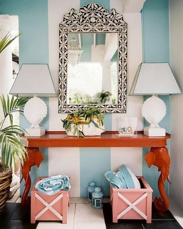 Дизайн интерьера в тропическом стиле