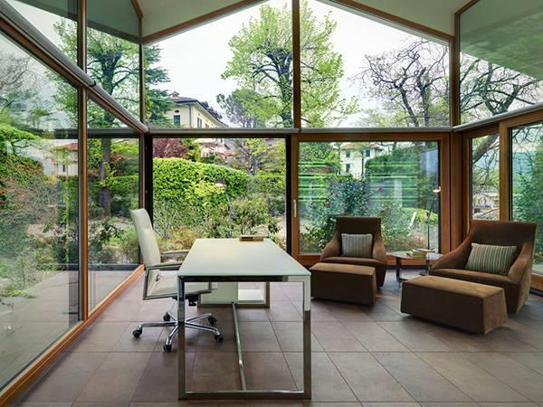 Дизайн офиса дома
