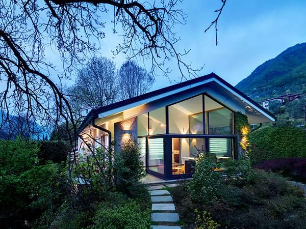 Дизайн итальянского дома мечты