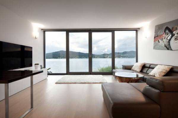Дизайн гостиной в минималистском стиле