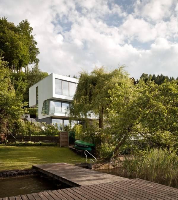 Дизайн дома в Австрии