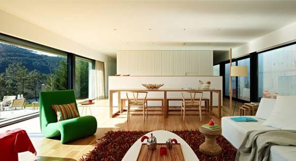 Лучший дизайн гостиной в современном стиле