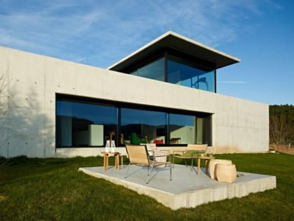 Дизайн красивого дома в Испании