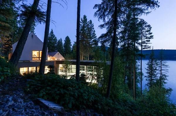 Дизайн дома в японском стиле