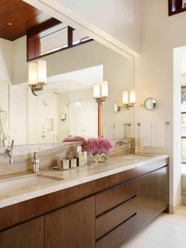 Элегантная ванная комната