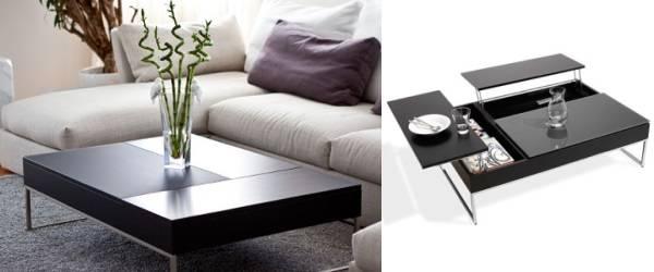 Многофункциональный кофейный столик