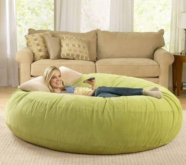 Напольная подушка