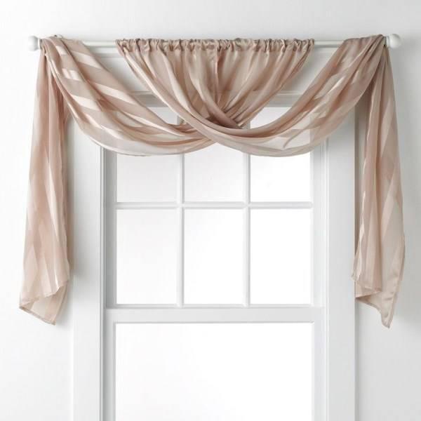 Идея для штор и окна